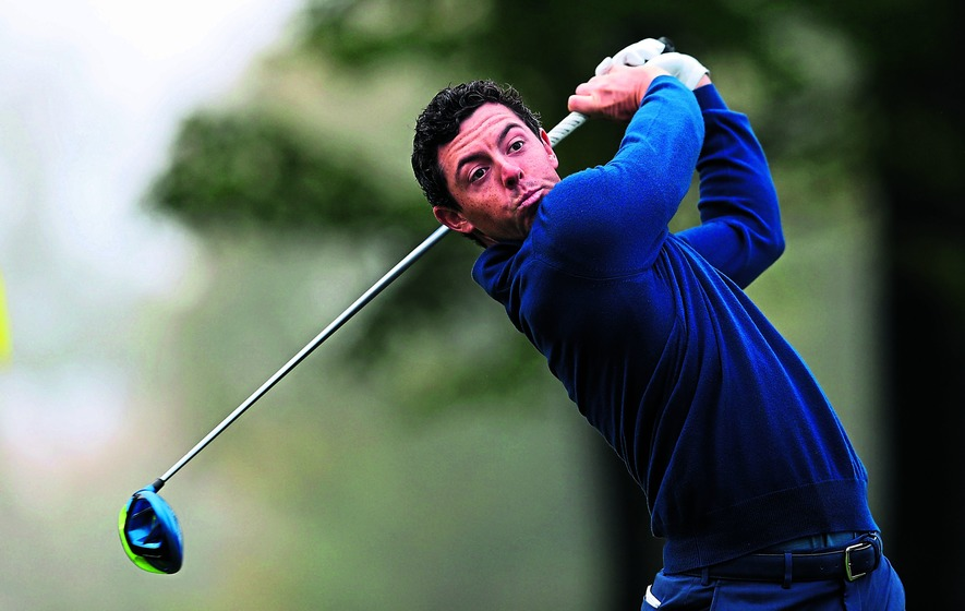 Rory McIlroy withdraws from Abu Dhabi event with rib injury