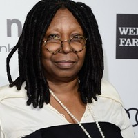 Whoopi Goldberg is 'giving Trump a chance' ... because she has to