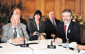 Turbulent 10 years of Stormont power-sharing between DUP and Sinn Féin