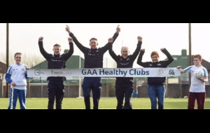 GAA launch next stage of pioneering project to transform Ireland's GAA clubs into ground-breaking healthy hubs