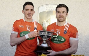 Armagh will be 'all guns blazing' against Down, says Aidan Forker