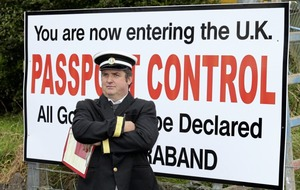 No immediate change to UK-Ireland border policy