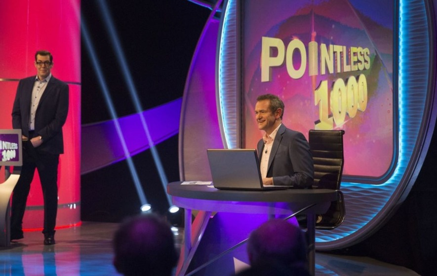 'It's harder than it looks': Armstrong and Osman swap Pointless roles
