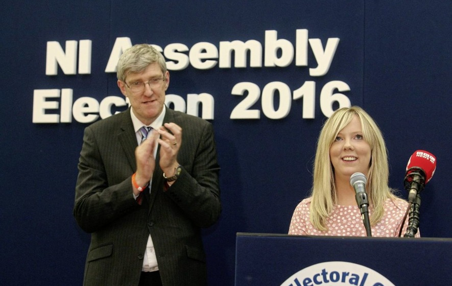 Catherine Seeley becomes Sinn Féin's second MLA not to stand for re-election