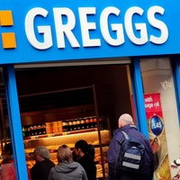 Here's some great news - Greggs the bakers are trialling a delivery service