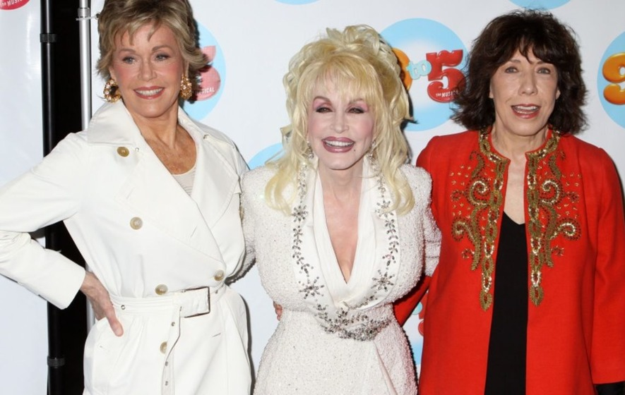 Jane Fonda and Dolly Parton to present Lily Tomlin with life achievement award