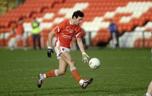 Kenny Archer: Armagh attacking ambition will take them closer to their targets