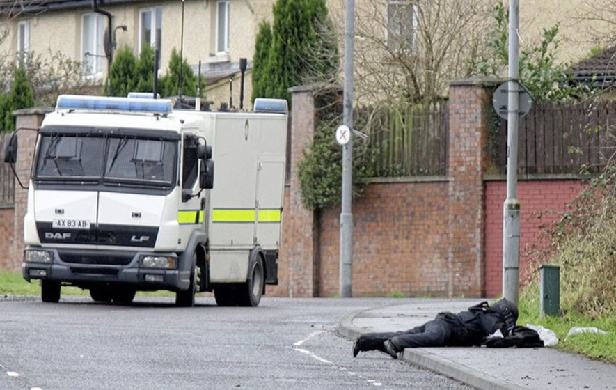 ONH claim bomb intended to kill police officers