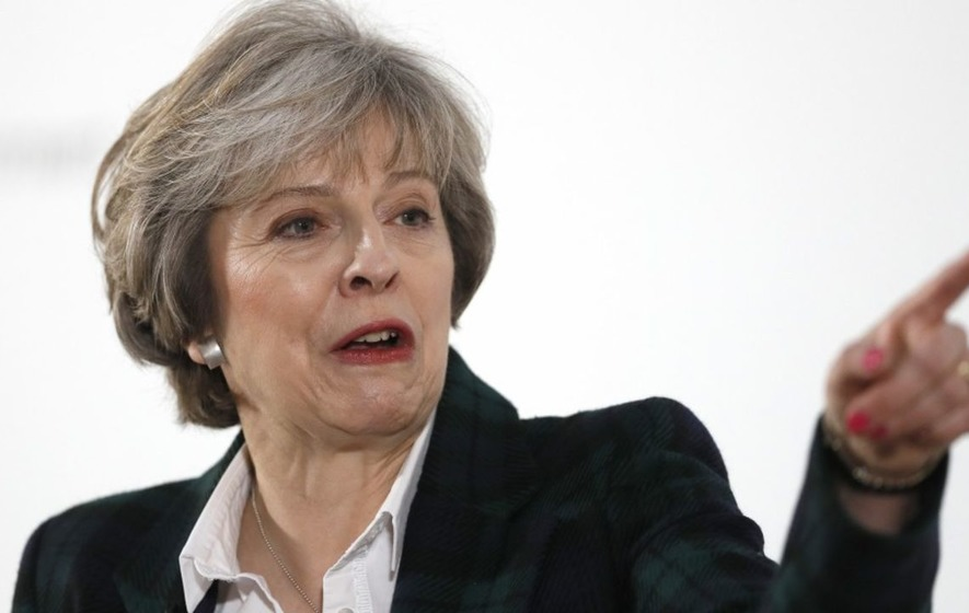 Everything you need to know about Theresa May's Brexit speech