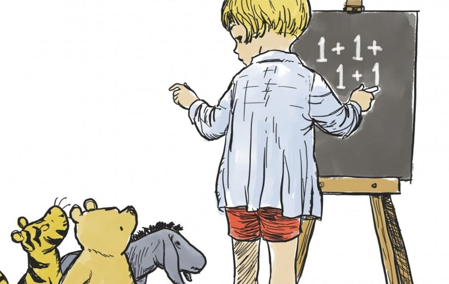Parents are 'over-organising' children, says Winnie-the-Pooh writer