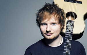 Music Scene: ÷ Shaping up to be a case of Divide and conquer for Ed Sheeran
