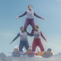 Video: Celebrities fly precariously through the air in funny new ad for The Jump