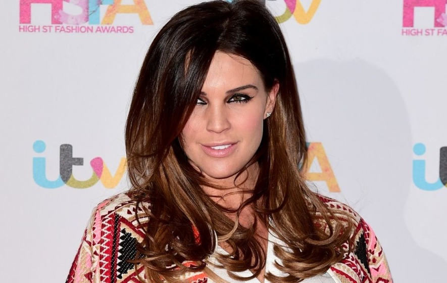 He's trying to hurt me': Danielle Lloyd gets tearful over ex