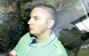Convicted dissident republican Gavin Coyle pleads not guilty to attempted murder of Catholic police officer