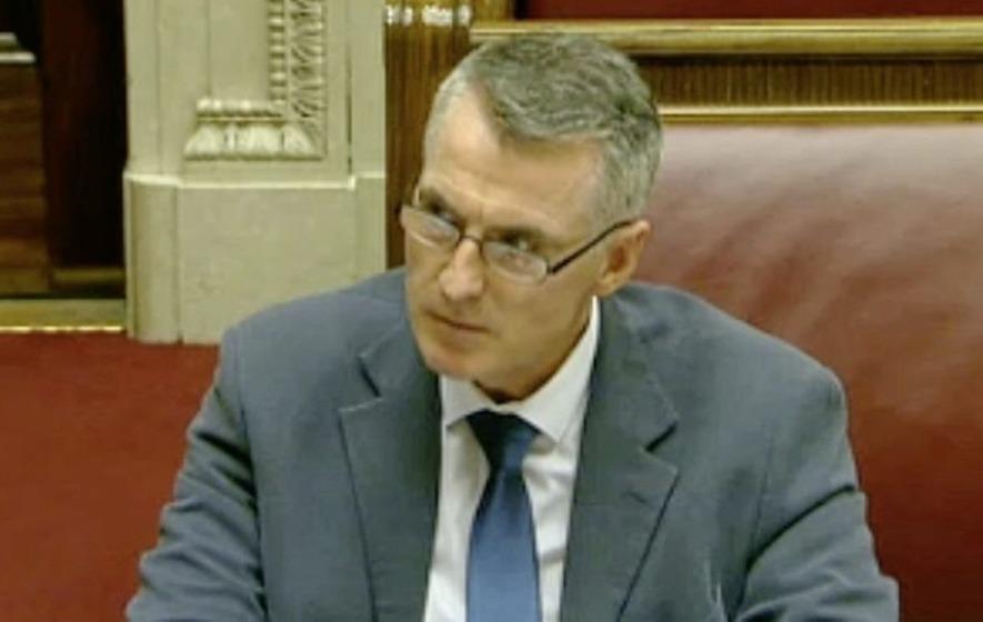 Sinn Féin MLAS return to Stormont for PAC hearing