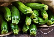 Anita Robinson: Forget the courgette shortage, I'm sticking to home produced veg