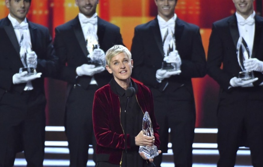 People's Choice Awards: Ellen DeGeneres became the most decorated winner in the award show's history, plus other winners