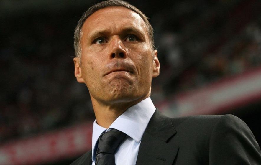 Marco van Basten wants to scrap offsides and football is horrified