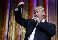TV review:  The only way is up for Donald Trump