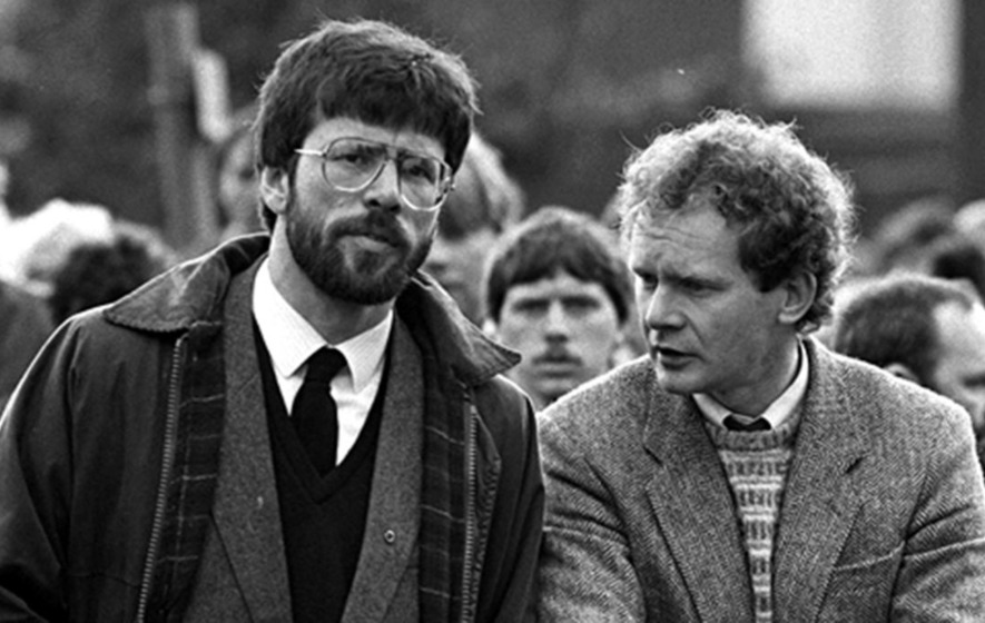 Martin McGuinness made unlikely journey from IRA leader to peacemaker