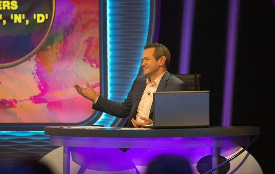Alexander Armstrong is shocked to be a pointless answer on Pointless