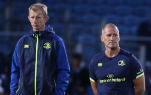 Stuart Lancaster keen to see Leinster enjoy home comforts