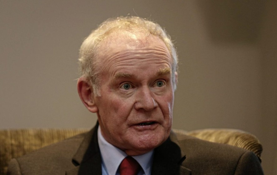 Brian Feeney: McGuinness was demonised but will be hard man to follow