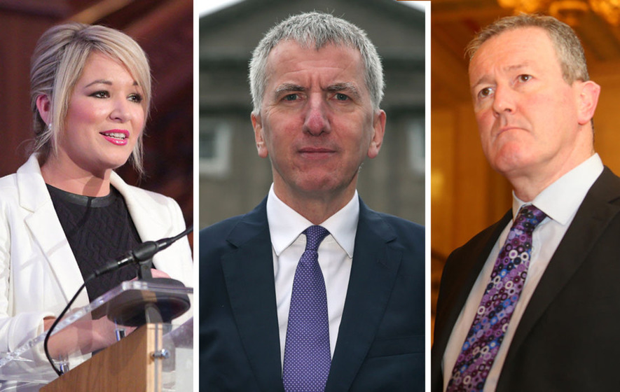 Three main candidates to replace Martin McGuinness as Sinn Féin leader in the north