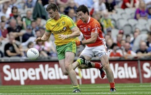Aidan Forker ready for whatever the season throws at Armagh