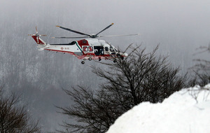Eight people found alive in Italian hotel buried by avalanche, according to reports