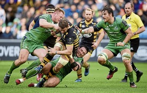 Connacht prepare for 'biggest game in our history'