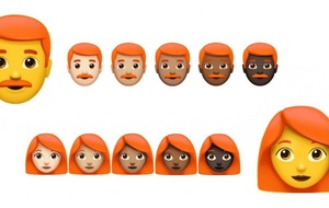 Gingers rejoice: Red-headed emojis could be on the way