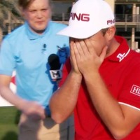 These awkward interviews with the world's best golfers are absolute genius