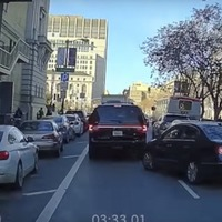 Watch General Motor's driverless car take a trip around San Francisco