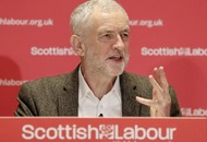 SNP passing the buck on austerity and handing down cuts says Corbyn