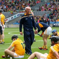 Injuries mount for Antrim as they wrap up Walsh campaign against Dublin City University