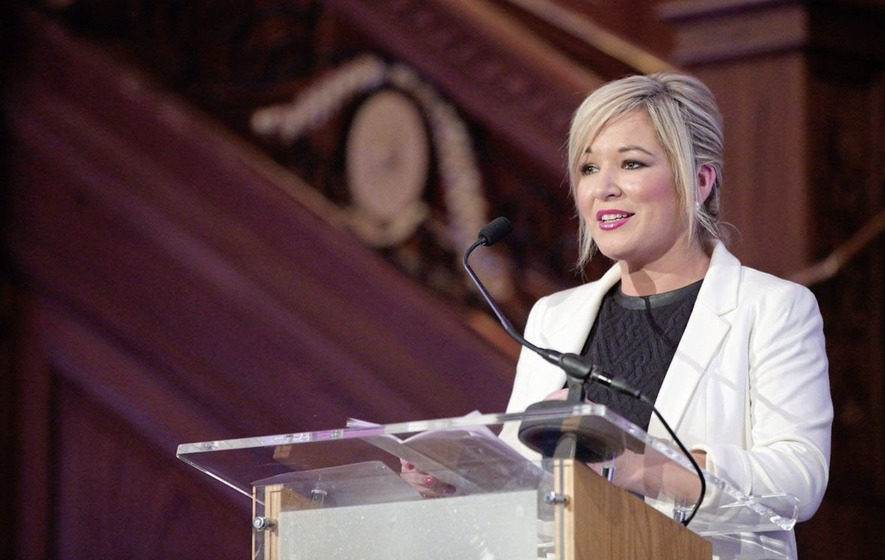 Who is Michelle O'Neill?