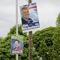 Lagan Valley: Most parties agree not to put up election posters