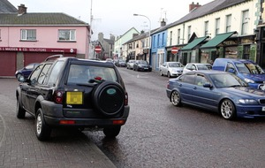 Traffic wardens to leave Coalisland and seven other towns