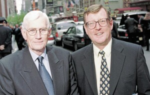 Seamus Mallon: 'Lack of respect in Stormont? I could write a book about it'