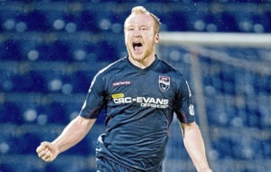 Former Cliftonville striker Liam Boyce sets chins wagging in SPL