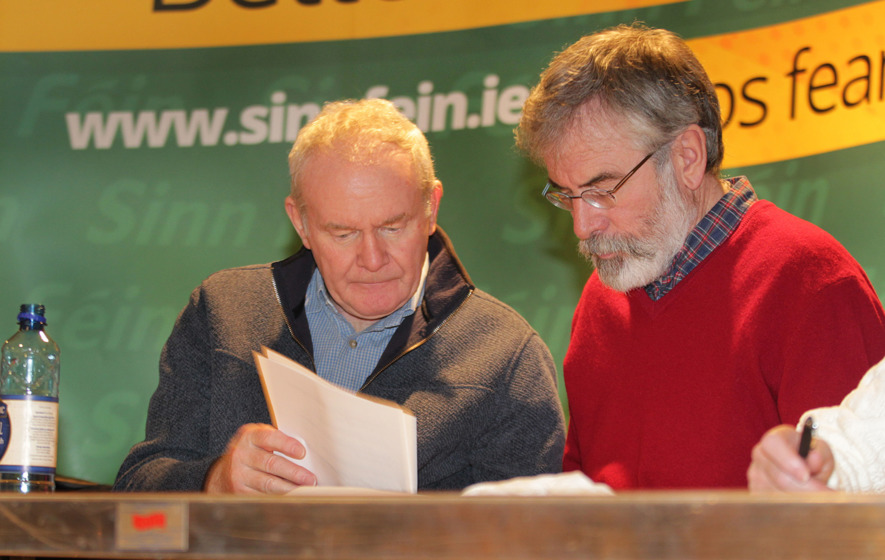 Patrick Murphy: Sinn Fein ready for major rethink of its northern policy