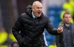 Jordan Rossiter return still on hold says Rangers boss Mark Warburton