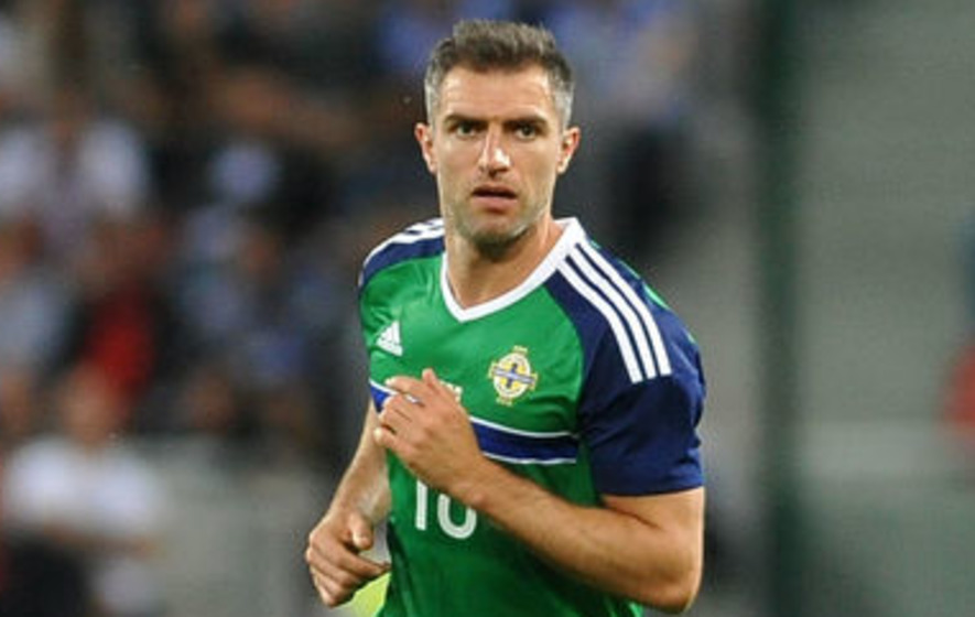 Hearts duo impress Northern Ireland stalwart Aaron Hughes