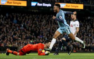 Manchester City boss, Pep Guardiola, hails Tottenham as best team in the Premier League