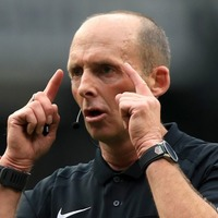 Mike Dean gave Leeds a penalty for a foul outside the box, and it was so Mike Dean