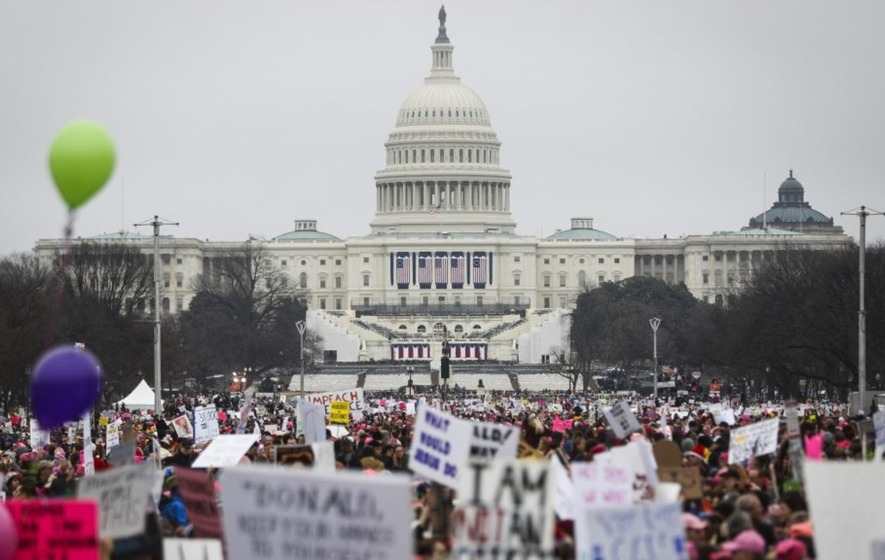 From Johannesburg to Washington: Women tell us why they marched