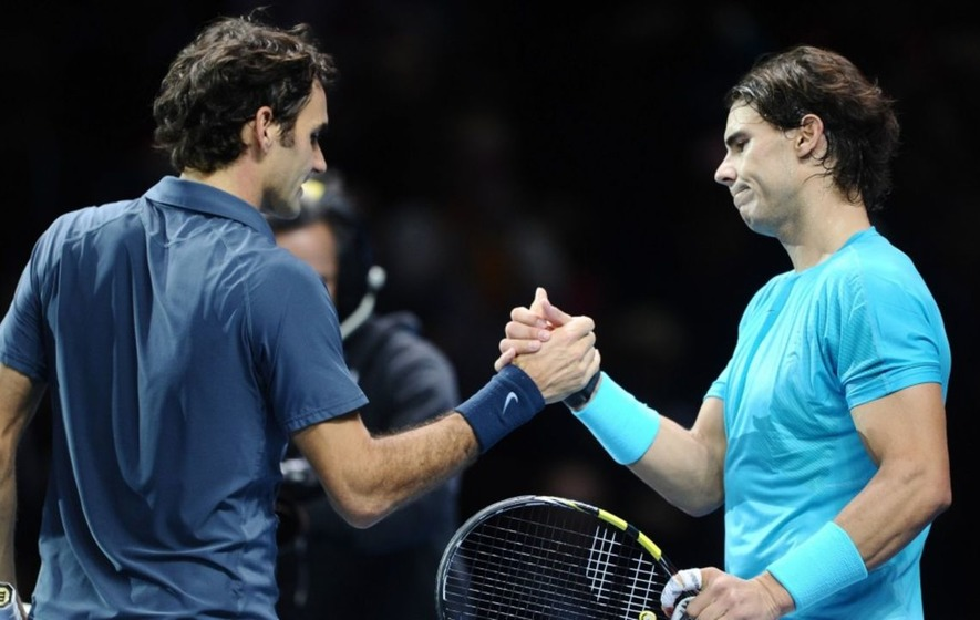Andy Murray is out of the Australian Open, so get excited about a Rafael Nadal v Roger Federer final instead
