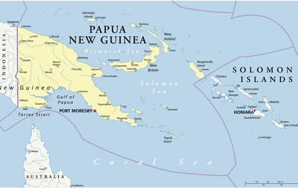 Papua New Guinea and Solomon Islands hit by earthquake - The