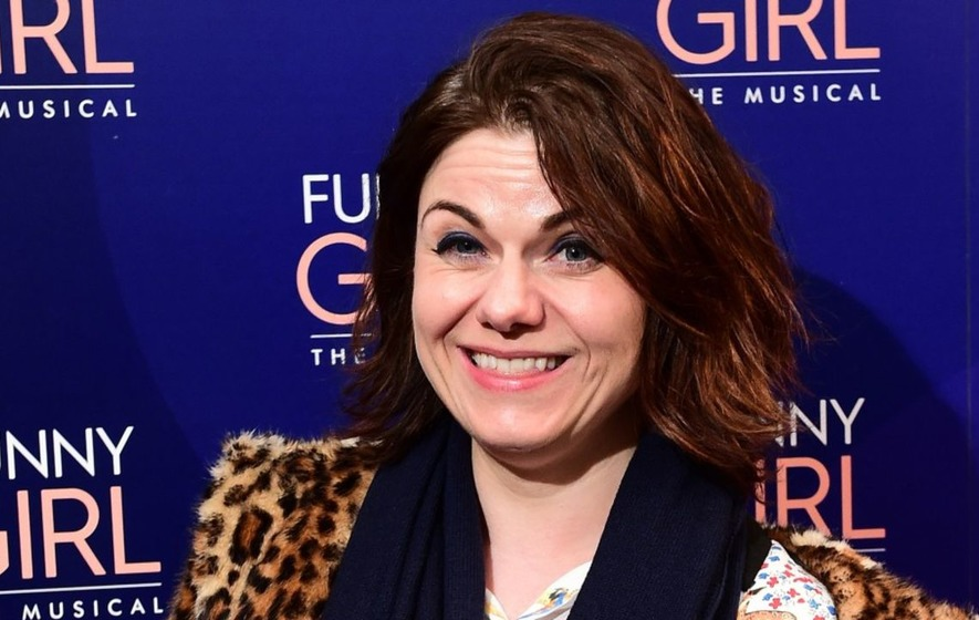 Caitlin Moran reveals fear of dying before her work is complete